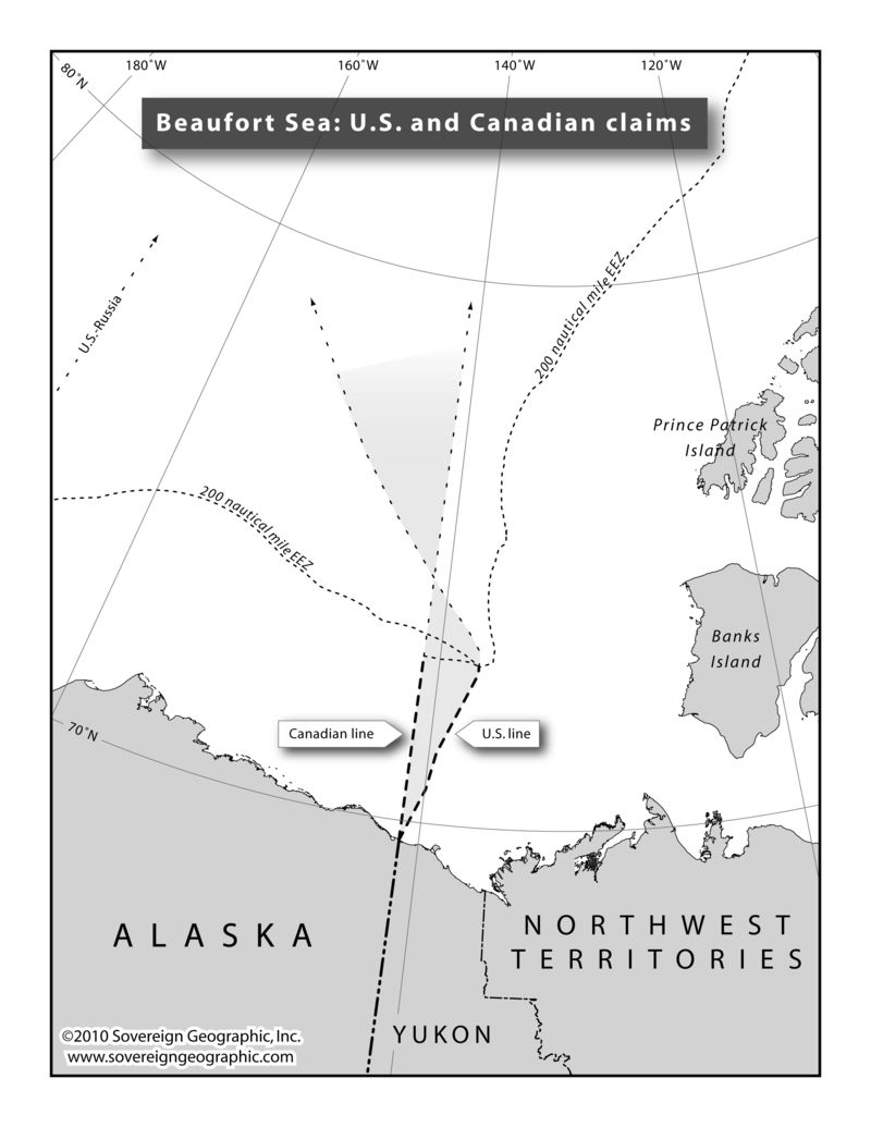 Beaufort Map SG