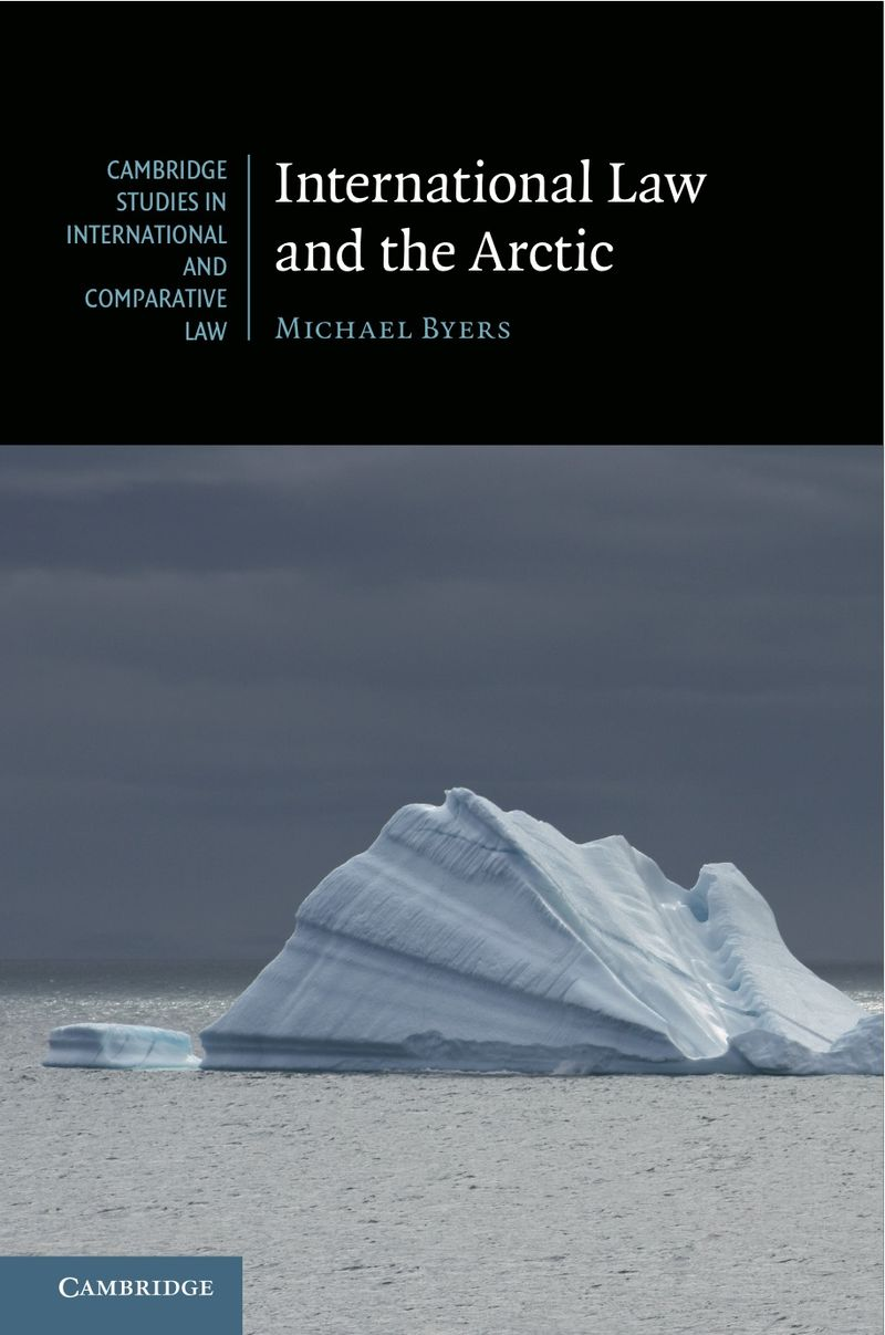 International Law and the Arctic-COVER